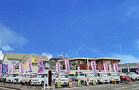 長野県の未使用車・中古車販売店の佐久店